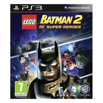 LEGO Batman 2: DC Superheroes PS3