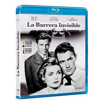 La barrera invisible - Blu-Ray