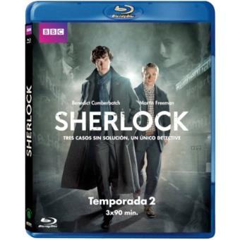 Sherlock - Temporada 2 - Blu-Ray