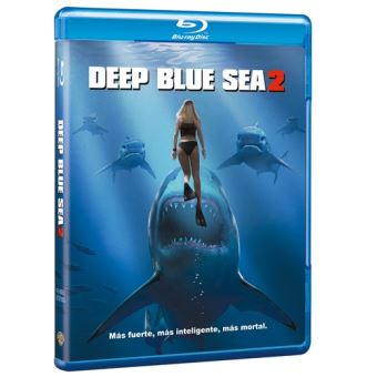 Deep Blue Sea 2 - Blu-Ray