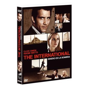 The International (Dinero en la sombra) - DVD