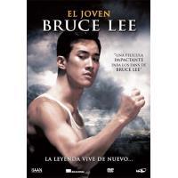 El joven Bruce Lee - DVD