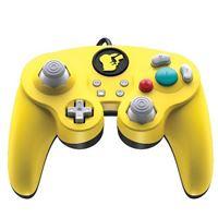 Mando con cable Smash Pro Pikachu Nintendo Switch