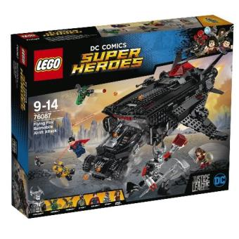 LEGO DC Super Heroes - Flying Fox: ataque aéreo del Batmobile