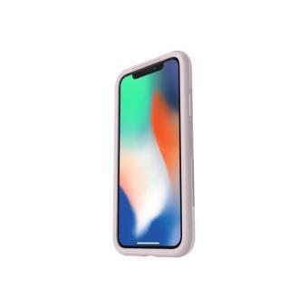 Funda Ottebox Symmetry Rosa para iPhone X