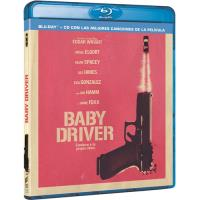 Baby Driver- Exclusiva Fnac - Blu-Ray + B.S.O.