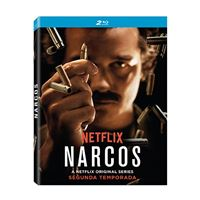 Narcos  Temporada 2 - Blu-Ray