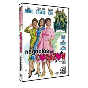 Negocios del corazón - DVD