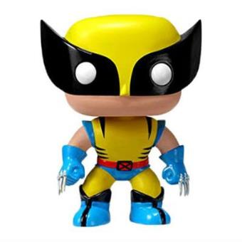 Figura Funko Marvel X-Men - Lobezno