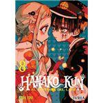 Hanako-kun, el fantasma del lavabo 8