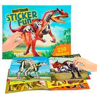 Dino World Sticker Fun