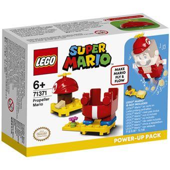 LEGO Super Mario 71371 Pack Potenciador: Mario Helicóptero