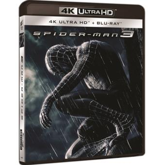 Spiderman 3 - UHD + Blu-Ray
