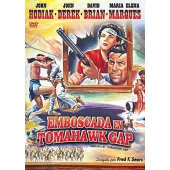 Emboscada en Tomahawk Gap - DVD