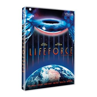 Lifeforce (Fuerza Vital) -DVD