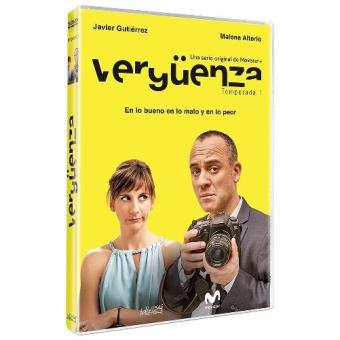 Vergüenza Temporada 1 - DVD