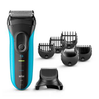 Afeitadora Braun Shave&Style 3010BT