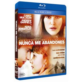 Nunca me abandones - Blu-Ray + DVD