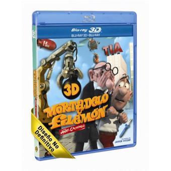 Mortadelo y Filemón contra Jimmy el Cachondo - Blu-Ray + 3D