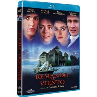 Remando al viento - Blu-Ray