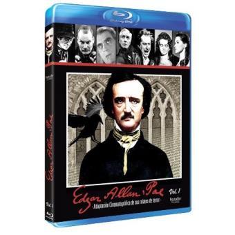Colección Edgar Allan Poe Vol. 1 - 8 películas - Blu-Ray