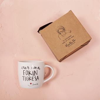 Taza Lucía Be Tigresa