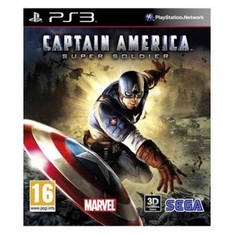 Capitán América: Super Soldado PS3