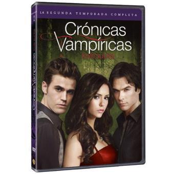 Crónicas VampíricasCrónicas vampíricas  Temporada 2 - DVD
