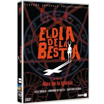 El día de la bestia - DVD