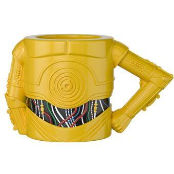 Taza 3D Star Wars - C-3PO