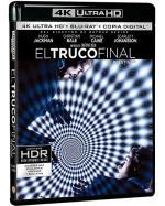 El truco final - Blu-Ray + UHD