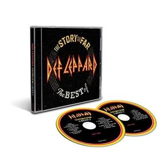 The Story So Far: The Best Of Def Leppard - Deluxe Edition - 2 CD