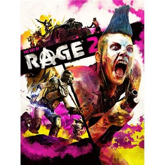 The Art Of Rage Vol 2