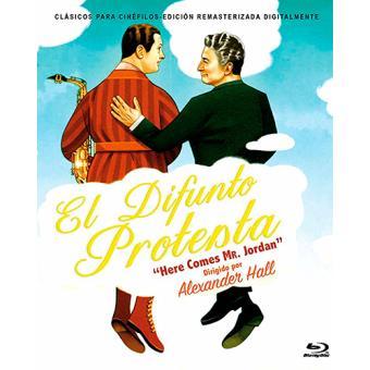 El difunto protesta - Blu-Ray