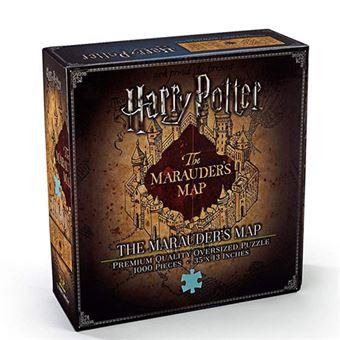 Puzzle Harry Potter - Carte Du Maraudeur 1000 piezas
