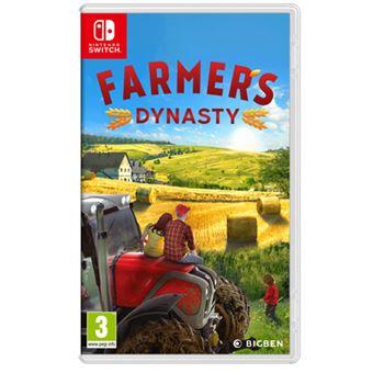 Farmer's Dynasty Nintendo Switch