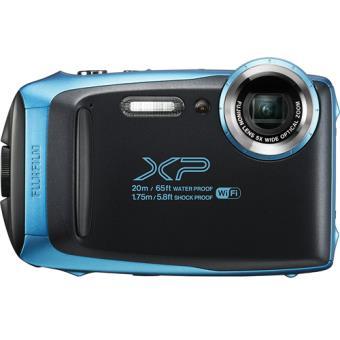 Cámara sumergible Fujifilm FinePix XP130 Azul