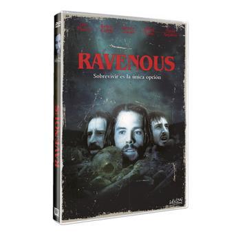 Ravenous - DVD