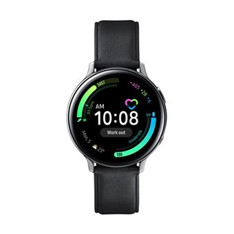 Smartwatch Samsung Galaxy Watch Active 2 44mm LTE Acero inoxidable Plata