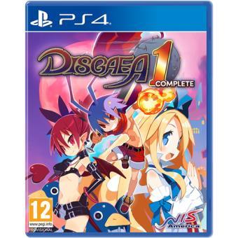 Disgaea 1 Complete PS4