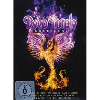 Phoenix Rising - CD + DVD
