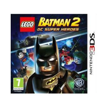 LEGO Batman 2: DC Superhéroes 3DS