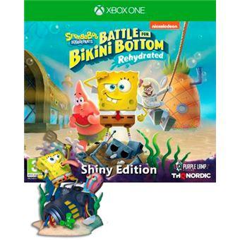 Bob Esponja SquarePants: Battle for Bikini Bottom Rehydrated - Edición Shiny Xbox One