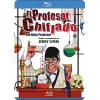 El profesor chiflado - Blu-Ray