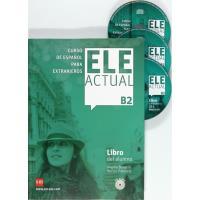 ELE ACTUAL B2.Libro del alumno + CD