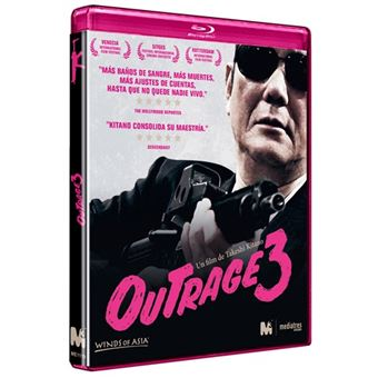 Outrage 3 - Blu-Ray