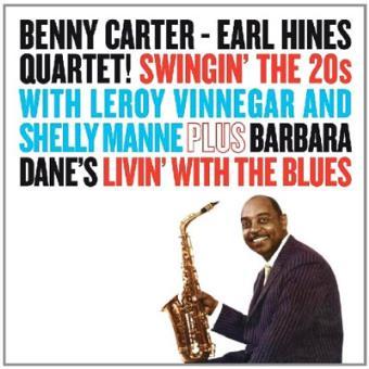 Earl Hines Quartet! Swingin The 20's