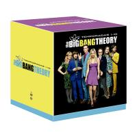 The Big Bang Theory - Temporadas 1-10 - DVD