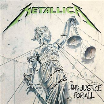 ...And Justice for All - Cassette