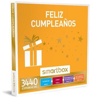 Caja Regalo Smartbox - Feliz cumpleaños